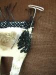 Black-Capped Chickadee detail