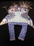 Blue Jay Birdpants