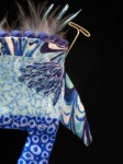 Blue Jay detail